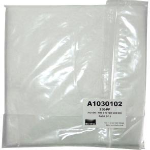 BOFA Filter für Lötrauch-Absauggeräte