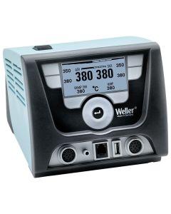 Weller COO53425699 2-Kanal-Heißluftstation WXA 2
