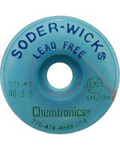 CHEMTRONICS SW40-2-10. ESD-Entlötlitze