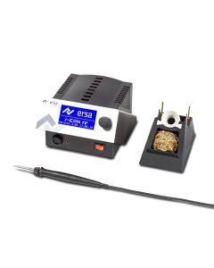 Ersa 0IC1100V0C. I-CON1VC ESD Profi-Lötstation, mit i-TOOL 150W, Auto-Standby und Schnittstelle, kompatibel mit vielen weiteren Lötwerkzeuge
