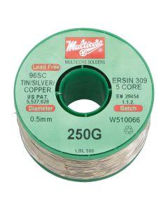 Henkel 583735. Lötdraht bleifrei, Multicore Typ 400, 1,0 mm, 1000 g