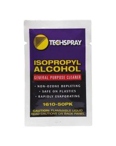 Techspray 1610-50PK. Reinigungstücher getränkt, Einzeltuch